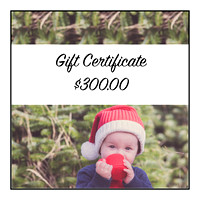 Gift CERTS